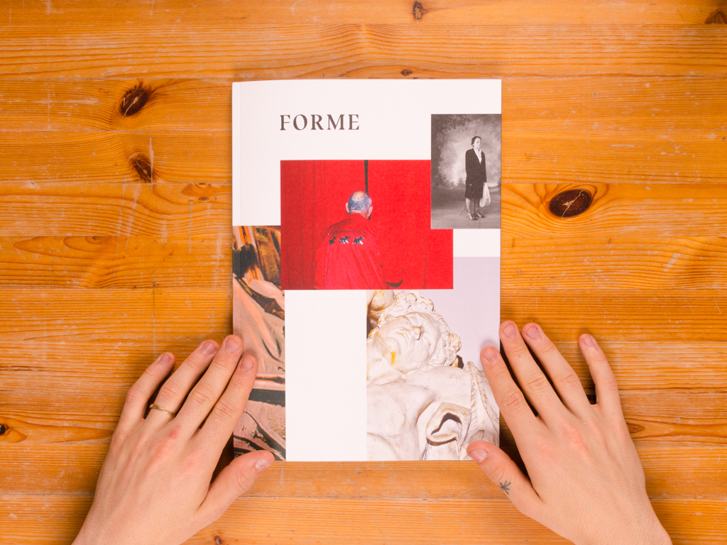 Forme Journal by Lucie Crewdson | Self Publish, Be Happy